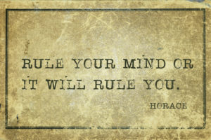 visualization - rule your mind