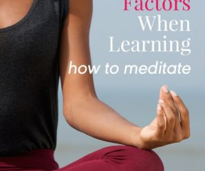 Learning How to Meditate Successfully