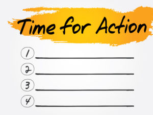 how to stop procrastinating -action plan