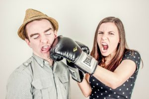 managing stress at work -conflict